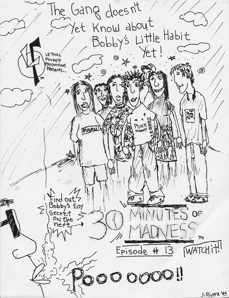 30MOM 13 Bobby