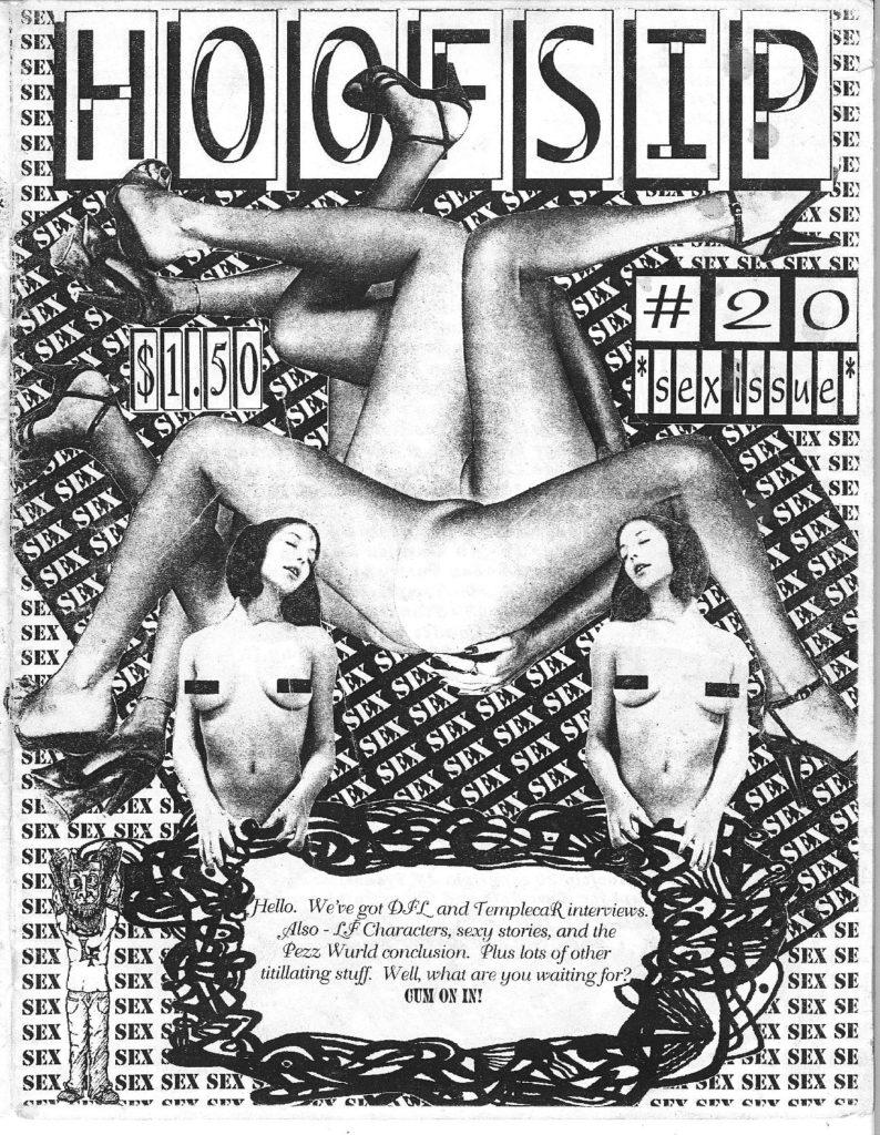 HOOFSIP #20 Cover