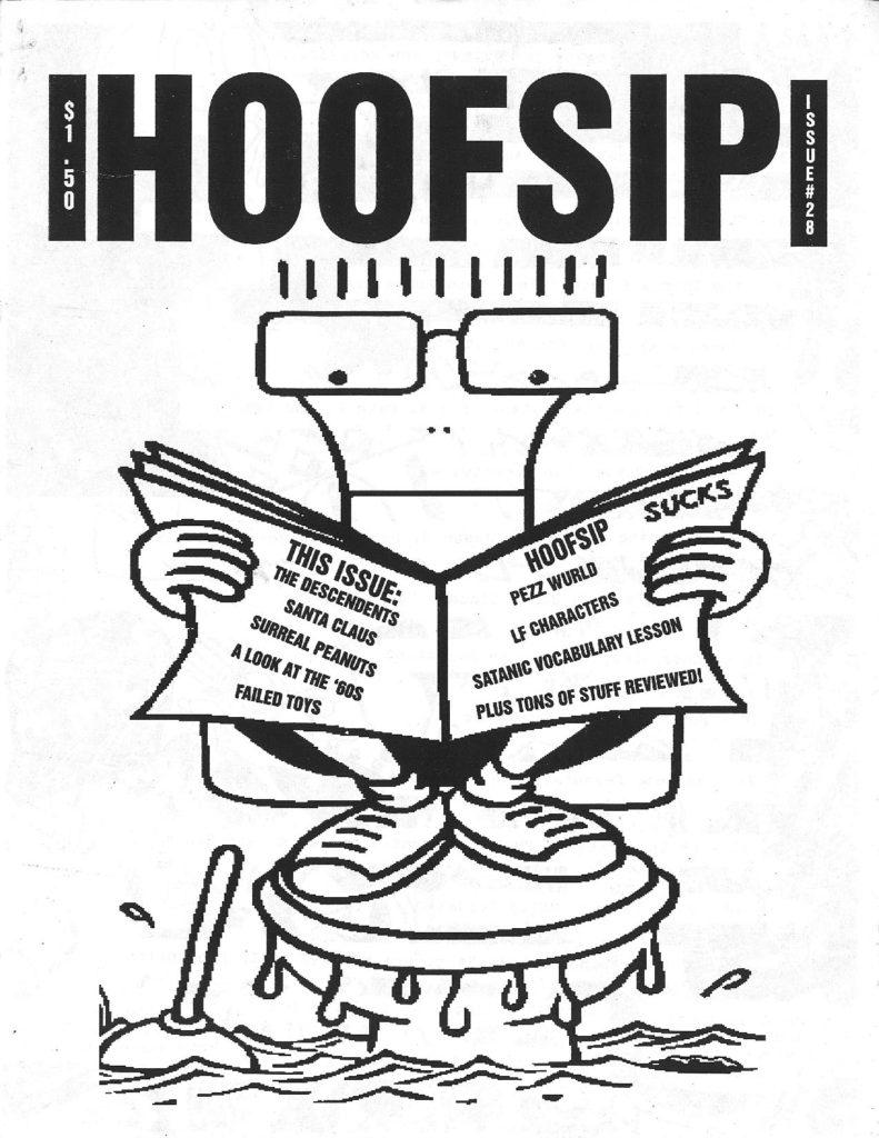 HOOFSIP #28 Cover