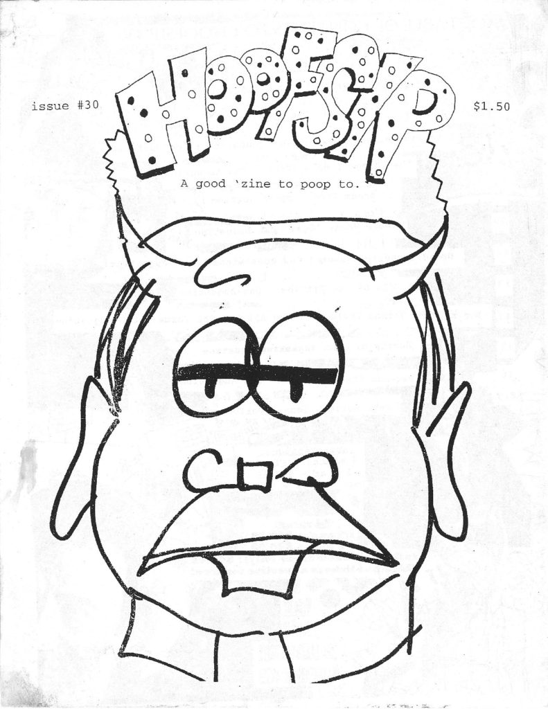 HOOFSIP #30 Cover