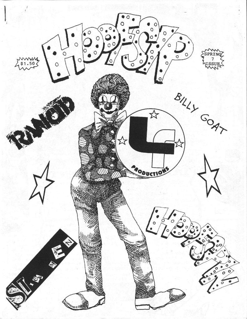 HOOFSIP #7 Cover