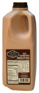 Chocolate Milk Half Gallon