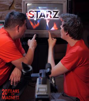 TV STARZ