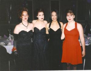 93 prom girls