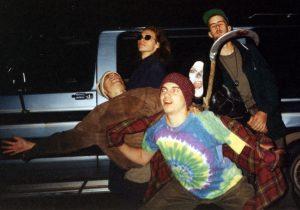 halloween-group-van