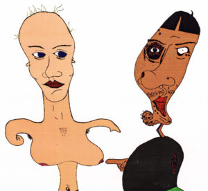 jerry-art-strange-couple