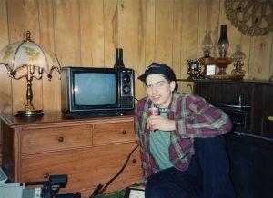 joe-cabin-filming