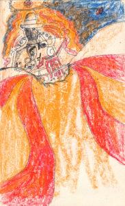 john-art-orangered